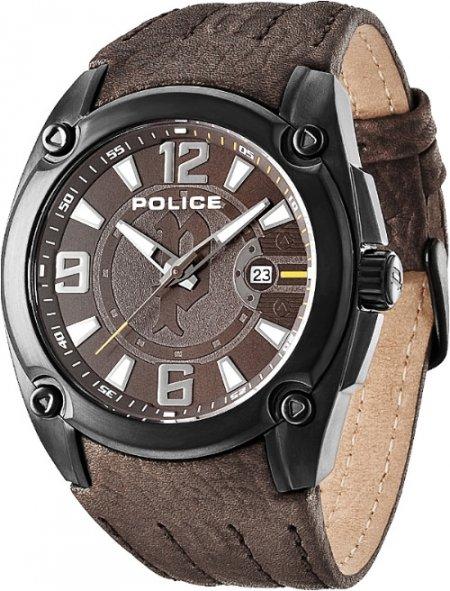 Zegarek męski Police pasek 13891JSB-12 - duże 1