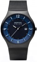 Zegarek męski Bering solar 14440-227 - duże 1