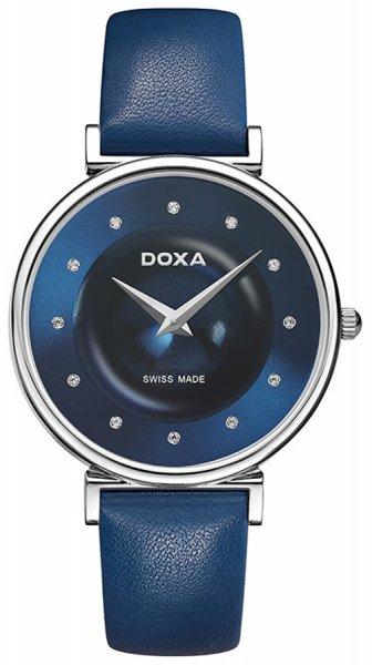 Zegarek damski Doxa d-trendy 145.15.208.03 - duże 1