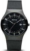 Zegarek męski Bering solar 14640-222 - duże 1