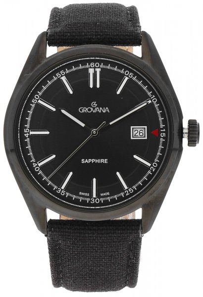 Zegarek Grovana 1585.1677 - duże 1