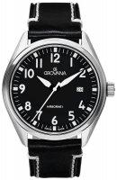 Zegarek męski Grovana pasek 1654.1537 - duże 1
