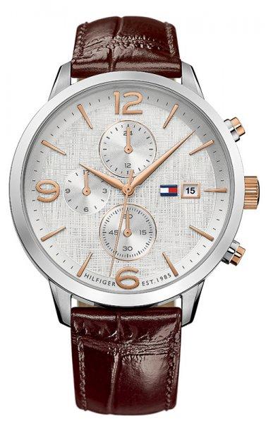 Zegarek męski Tommy Hilfiger Męskie 1710360 - zdjęcie 1
