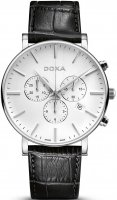 Zegarek męski Doxa d-light 172.10.011.01 - duże 1