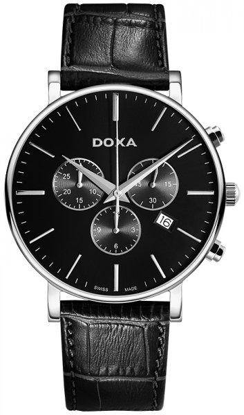 Zegarek męski Doxa d-light 172.10.101.01 - duże 1