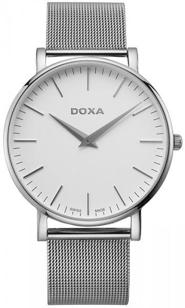 Zegarek męski Doxa d-light 173.10.011.10 - duże 3