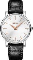 Zegarek damski Doxa d-light 173.15.021R.01 - duże 1