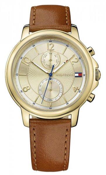 Zegarek damski Tommy Hilfiger damskie 1781818 - duże 1
