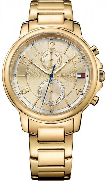 Zegarek damski Tommy Hilfiger damskie 1781821 - duże 1