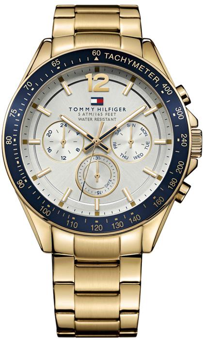 Zegarek męski Tommy Hilfiger męskie 1791121 - duże 1