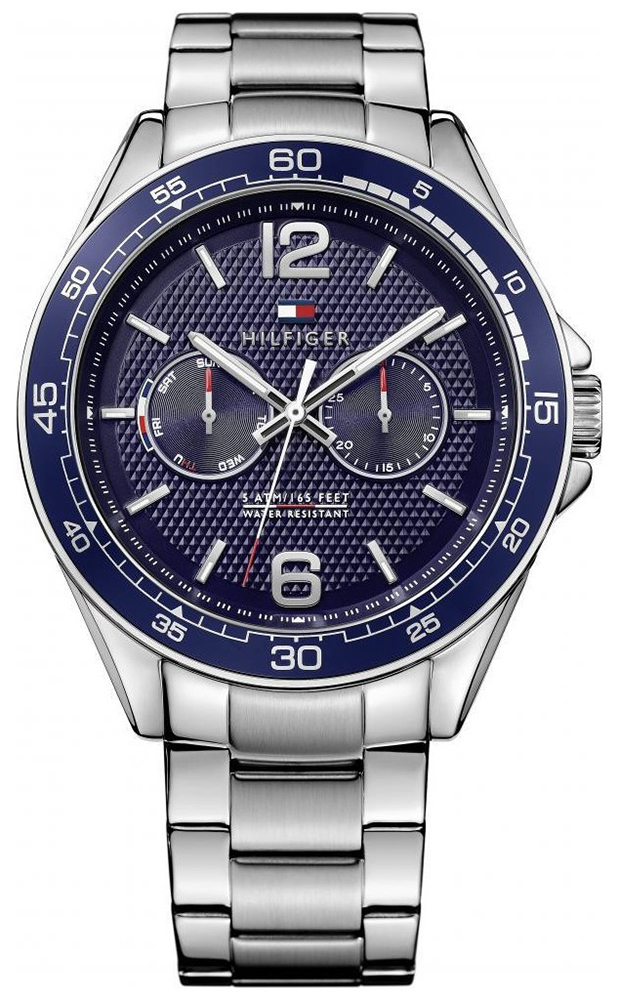 54adfe6de1235 Tommy Hilfiger 1791366 zegarek męski - Sklep ZEGAREK.NET