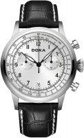 Zegarek męski Doxa d-air 190.10.025.01 - duże 1