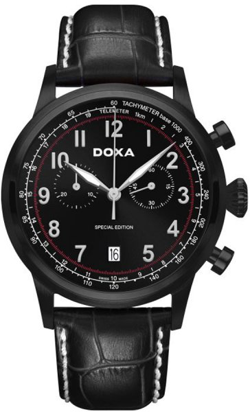 Doxa 190.70.105.2.01 D-Air SPECIAL EDITION