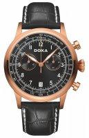 Zegarek męski Doxa d-air 190.90.105.01 - duże 1