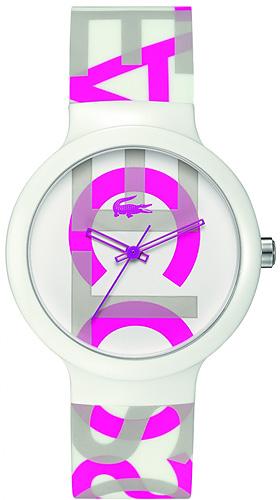 Zegarek damski Lacoste goa 2020064 - duże 1