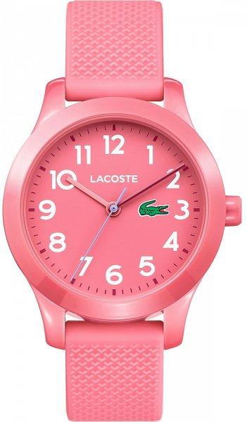 Zegarek dla dziewczynki Lacoste damskie 2030006 - duże 3