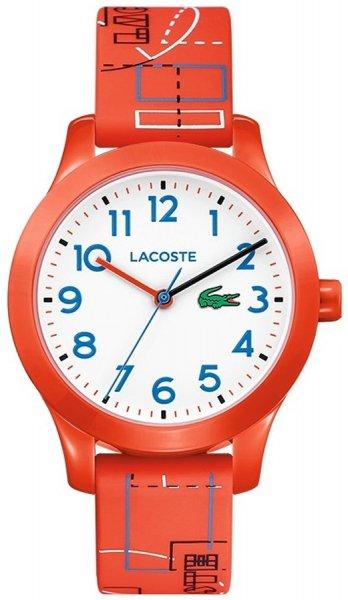 Zegarek dla dzieci Lacoste damskie 2030010 - duże 3