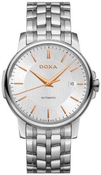 Zegarek męski Doxa ethno 205.10.021R.10 - duże 3