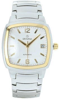 Zegarek męski Grovana Bransoleta 2090.2142 - zdjęcie 1