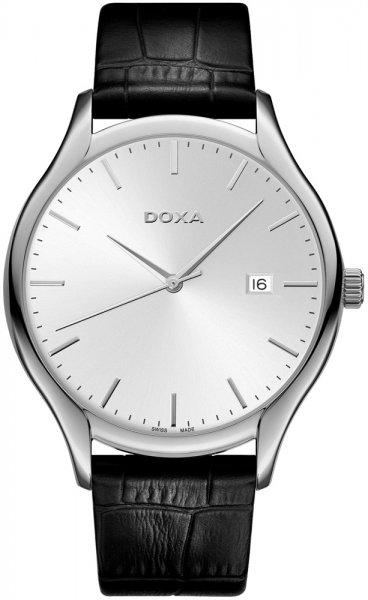 Zegarek męski Doxa challenge 215.10.021.01 - duże 3