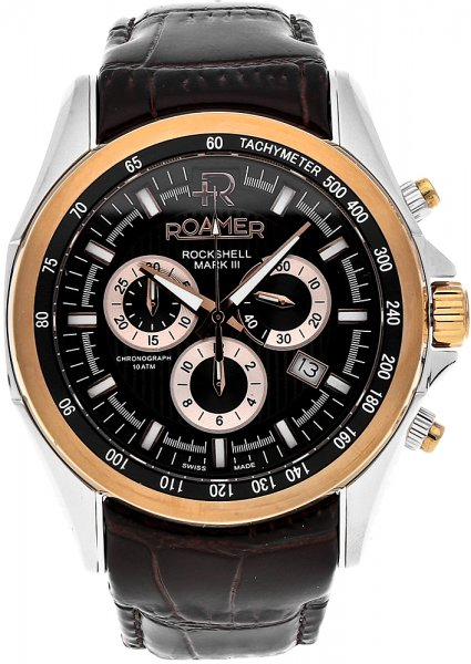 Zegarek Roamer 220837 40 55 02 - duże 1