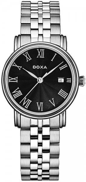 Zegarek damski Doxa royal 222.15.102.10 - duże 1