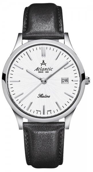 Zegarek damski Atlantic sealine 22341.41.21 - duże 1