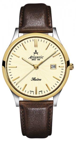 Zegarek damski Atlantic sealine 22341.43.31 - duże 1