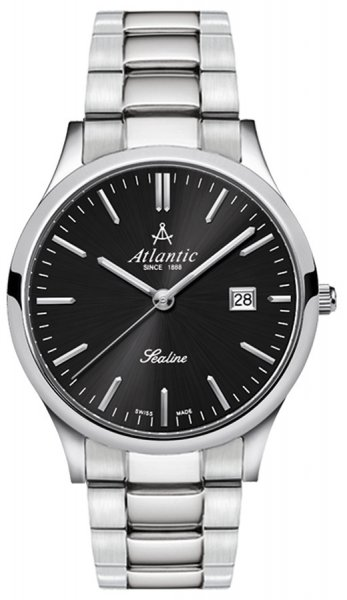 Zegarek damski Atlantic sealine 22346.41.61 - duże 1