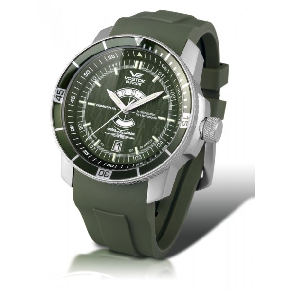 2432-5455107 - zegarek męski - duże 3