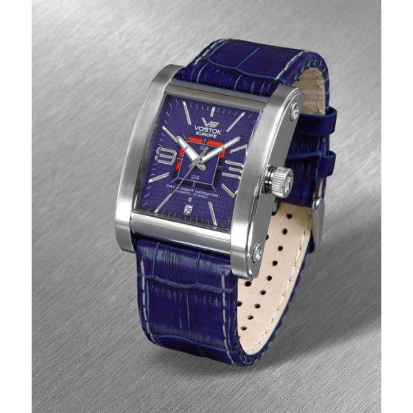 2432-6105055 - zegarek męski - duże 3