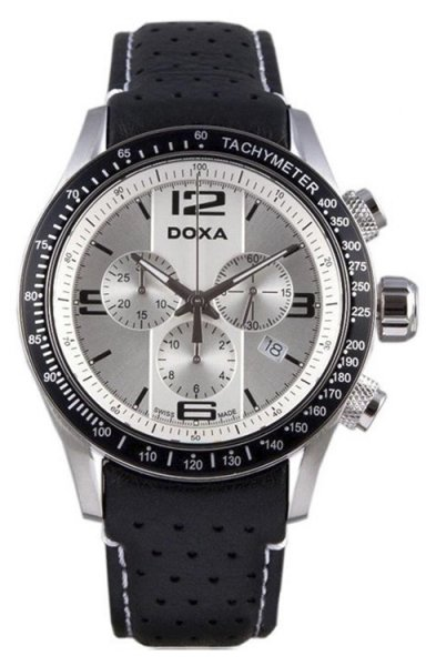 Zegarek Doxa 285.10.023.01W - duże 1