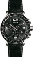 Zegarek męski Doxa trofeo 285.10.103.01W - duże 1