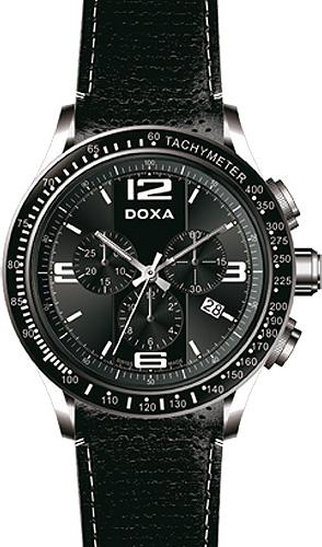 Zegarek Doxa 285.10.103.01W - duże 1