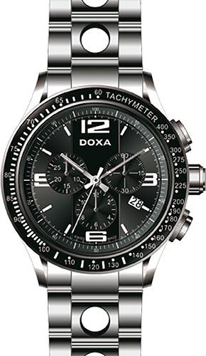 Zegarek męski Doxa trofeo 285.10.103.10 - duże 1