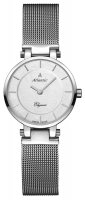 Zegarek damski Atlantic elegance 29035.41.21 - duże 1