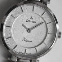 Zegarek damski Atlantic elegance 29035.41.21 - duże 2