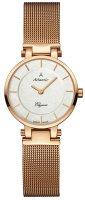 Zegarek damski Atlantic elegance 29035.44.21 - duże 1