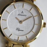 Zegarek damski Atlantic elegance 29035.45.21 - duże 2