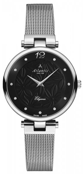 Zegarek Atlantic 29037.41.61MB - duże 1
