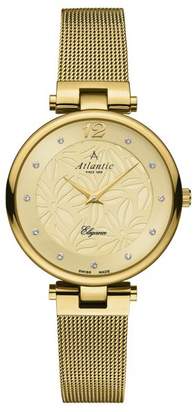 Zegarek Atlantic 29037.45.31MB - duże 1