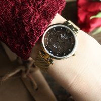 Zegarek damski Atlantic elegance 29037.45.81MB - duże 2