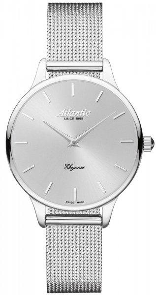 Zegarek damski Atlantic elegance 29038.41.21MB - duże 1