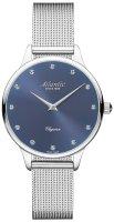 Zegarek damski Atlantic elegance 29038.41.57MB - duże 1