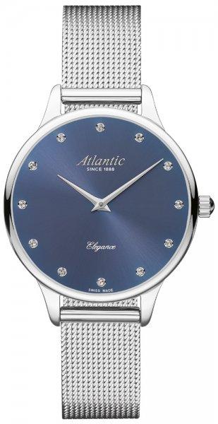 Zegarek Atlantic 29038.41.57MB - duże 1