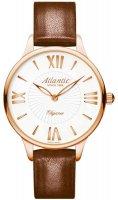 Zegarek damski Atlantic elegance 29038.44.08L - duże 1
