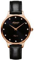Zegarek damski Atlantic elegance 29038.44.67L - duże 1