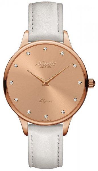Zegarek Atlantic 29038.44.77L - duże 1