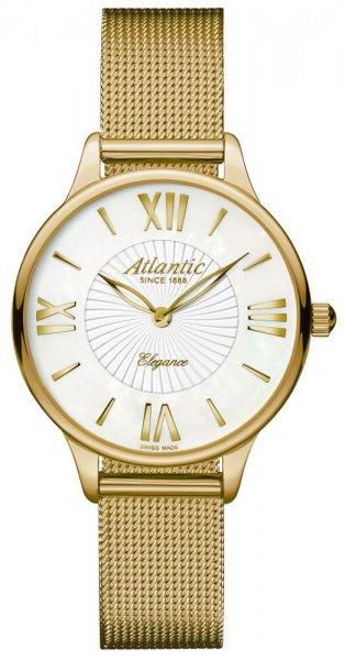 Zegarek damski Atlantic elegance 29038.45.08MB - duże 1