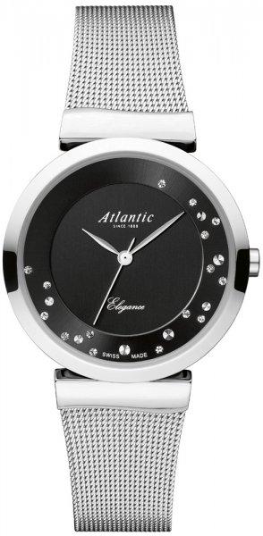Zegarek damski Atlantic elegance 29039.41.69MB - duże 3